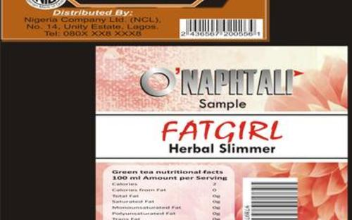 Print your products labels with O'Naphtali